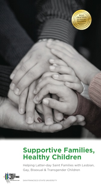Supportive Families booklet