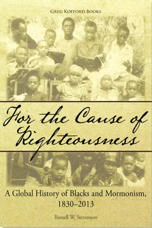 Stevenson - For the Cause of Righteousness